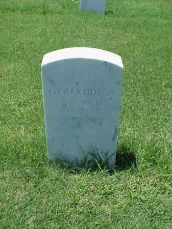 ROCHE, GERTRUDE A - Pulaski County, Arkansas   GERTRUDE A ROCHE - Arkansas Gravestone Photos
