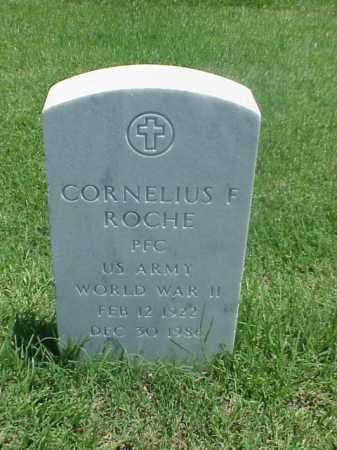 ROCHE (VETERAN WWII), CORNELIUS F - Pulaski County, Arkansas | CORNELIUS F ROCHE (VETERAN WWII) - Arkansas Gravestone Photos