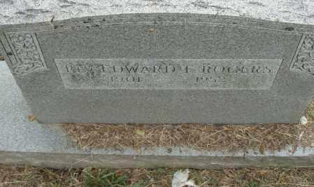 ROGERS, REV., EDWARD F. - Pulaski County, Arkansas | EDWARD F. ROGERS, REV. - Arkansas Gravestone Photos