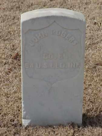 ROGERS (VETERAN UNION), JOHN - Pulaski County, Arkansas   JOHN ROGERS (VETERAN UNION) - Arkansas Gravestone Photos