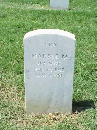 ROLLER, MARBLE M - Pulaski County, Arkansas | MARBLE M ROLLER - Arkansas Gravestone Photos