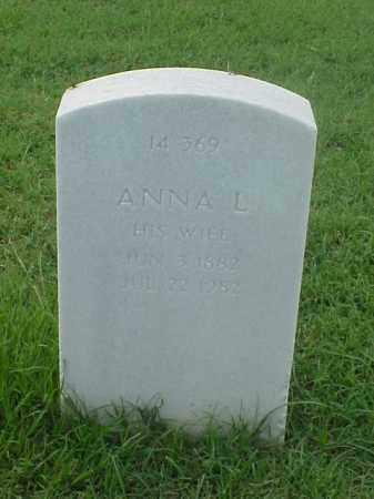 ROLLINS, ANNA L - Pulaski County, Arkansas   ANNA L ROLLINS - Arkansas Gravestone Photos