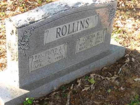 ROLLINS, FLOYD J (BRO.) - Pulaski County, Arkansas | FLOYD J (BRO.) ROLLINS - Arkansas Gravestone Photos