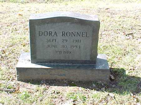 RONNEL, DORA - Pulaski County, Arkansas | DORA RONNEL - Arkansas Gravestone Photos