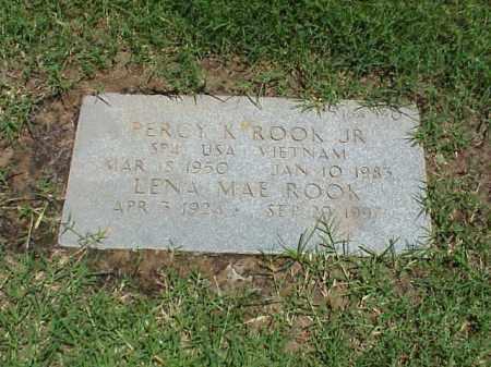 ROOK, JR (VETERAN VIET), PERCY K - Pulaski County, Arkansas | PERCY K ROOK, JR (VETERAN VIET) - Arkansas Gravestone Photos