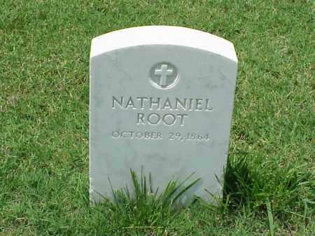 ROOT (VETERAN UNION), NATHANIEL - Pulaski County, Arkansas | NATHANIEL ROOT (VETERAN UNION) - Arkansas Gravestone Photos