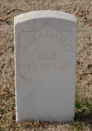 ROSBERG (VETERAN UNION), NELS P - Pulaski County, Arkansas   NELS P ROSBERG (VETERAN UNION) - Arkansas Gravestone Photos