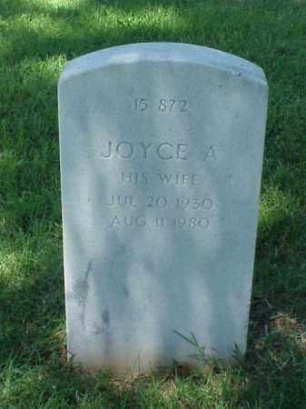 ROSE, JOYCE A - Pulaski County, Arkansas   JOYCE A ROSE - Arkansas Gravestone Photos