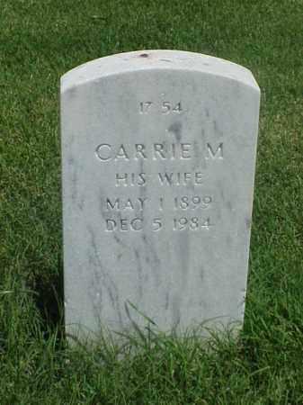 ROSS, CARRIE M - Pulaski County, Arkansas | CARRIE M ROSS - Arkansas Gravestone Photos