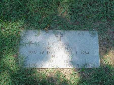 ROSS, HAZEL - Pulaski County, Arkansas   HAZEL ROSS - Arkansas Gravestone Photos