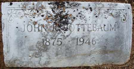 ROTTEBAUM, JOHN R. - Pulaski County, Arkansas | JOHN R. ROTTEBAUM - Arkansas Gravestone Photos