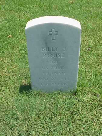 ROUSE (VETERAN VIET), BILLY J - Pulaski County, Arkansas | BILLY J ROUSE (VETERAN VIET) - Arkansas Gravestone Photos