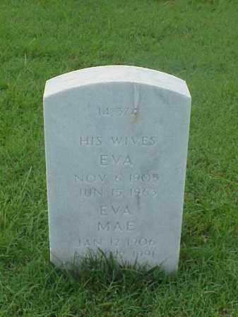 ROWLAND, EVA - Pulaski County, Arkansas   EVA ROWLAND - Arkansas Gravestone Photos