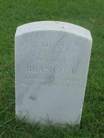 RUCKER, BLANCH L - Pulaski County, Arkansas   BLANCH L RUCKER - Arkansas Gravestone Photos