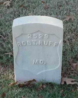 RUFF (VETERAN UNION(, ROBERT - Pulaski County, Arkansas   ROBERT RUFF (VETERAN UNION( - Arkansas Gravestone Photos