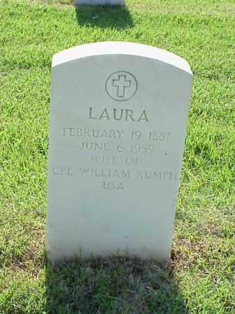 RUMPH, LAURA - Pulaski County, Arkansas | LAURA RUMPH - Arkansas Gravestone Photos