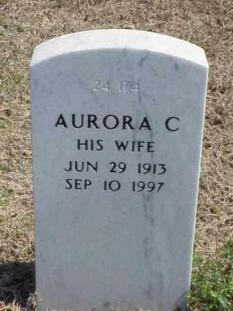 SALAZAR, AURORA C - Pulaski County, Arkansas | AURORA C SALAZAR - Arkansas Gravestone Photos