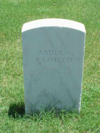 SALIM, ABDUL-RASHEED - Pulaski County, Arkansas | ABDUL-RASHEED SALIM - Arkansas Gravestone Photos