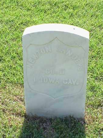 SANDERS (VETERAN UNION), NEWTON - Pulaski County, Arkansas | NEWTON SANDERS (VETERAN UNION) - Arkansas Gravestone Photos