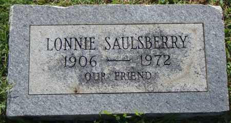 SAULSBERRY, LONNIE - Pulaski County, Arkansas | LONNIE SAULSBERRY - Arkansas Gravestone Photos