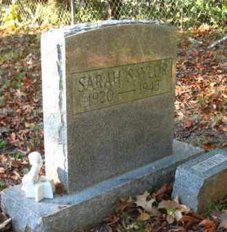 SAYLOR, SARAH - Pulaski County, Arkansas | SARAH SAYLOR - Arkansas Gravestone Photos