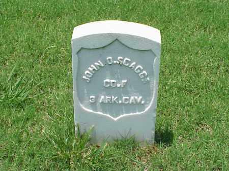 SCAGGS (VETERAN UNION), JOHN D - Pulaski County, Arkansas   JOHN D SCAGGS (VETERAN UNION) - Arkansas Gravestone Photos