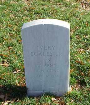 SCALES, JR (VETERAN VIET), IVERY - Pulaski County, Arkansas | IVERY SCALES, JR (VETERAN VIET) - Arkansas Gravestone Photos