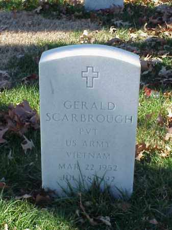 SCARBROUGH (VETERAN VIET), GERALD - Pulaski County, Arkansas | GERALD SCARBROUGH (VETERAN VIET) - Arkansas Gravestone Photos