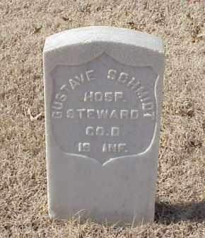 SCHMIDT (VETERAN UNION), GUSTAVE - Pulaski County, Arkansas | GUSTAVE SCHMIDT (VETERAN UNION) - Arkansas Gravestone Photos