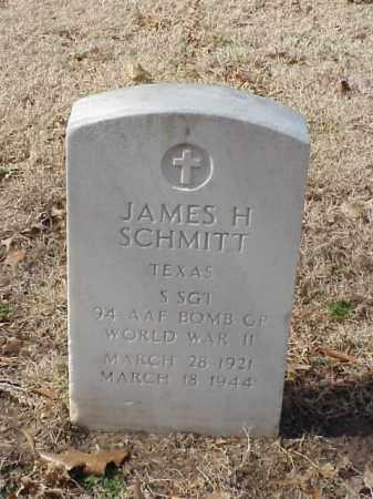 SCHMITT (VETERAN WWII), JAMES H - Pulaski County, Arkansas | JAMES H SCHMITT (VETERAN WWII) - Arkansas Gravestone Photos