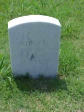 SCHNAUTZ, EDNA C - Pulaski County, Arkansas   EDNA C SCHNAUTZ - Arkansas Gravestone Photos