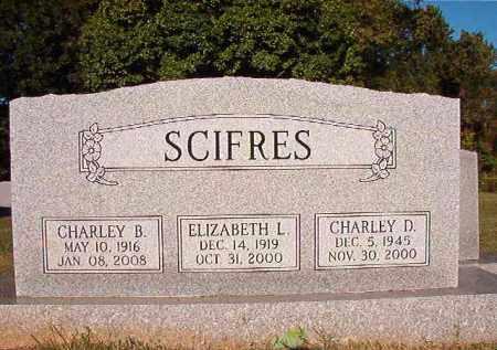 SCIFRES, CHARLEY D - Pulaski County, Arkansas | CHARLEY D SCIFRES - Arkansas Gravestone Photos