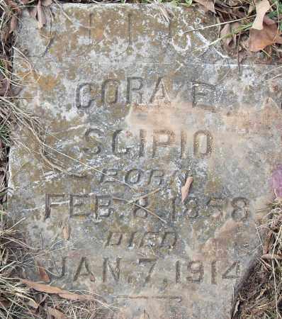 SCIPIO, CORA E - Pulaski County, Arkansas | CORA E SCIPIO - Arkansas Gravestone Photos