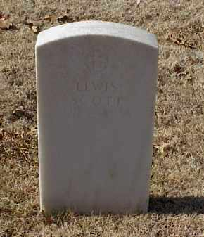 SCOTT (VETERAN UNION), LEWIS - Pulaski County, Arkansas | LEWIS SCOTT (VETERAN UNION) - Arkansas Gravestone Photos