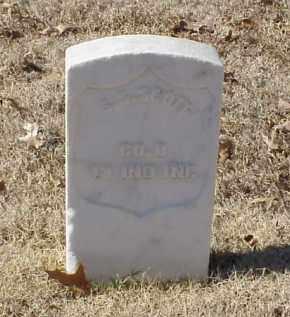 SCOTT (VETERAN UNION), S S - Pulaski County, Arkansas   S S SCOTT (VETERAN UNION) - Arkansas Gravestone Photos