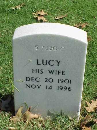SCOVILLE, LUCY - Pulaski County, Arkansas | LUCY SCOVILLE - Arkansas Gravestone Photos