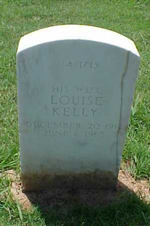 SCRIBNER, LOUISE KELLY - Pulaski County, Arkansas | LOUISE KELLY SCRIBNER - Arkansas Gravestone Photos