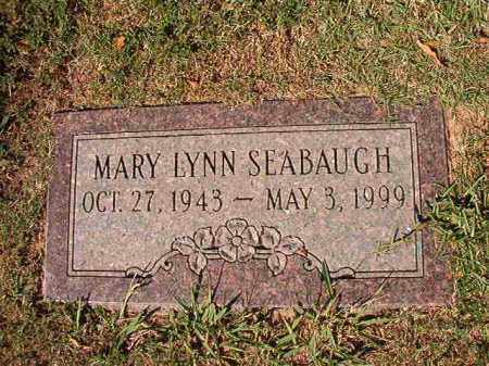 SEABAUGH, MARY LYNN - Pulaski County, Arkansas   MARY LYNN SEABAUGH - Arkansas Gravestone Photos