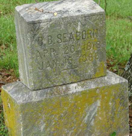 SEABORN, B. B. - Pulaski County, Arkansas | B. B. SEABORN - Arkansas Gravestone Photos