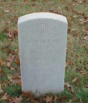 SELF (VETERAN KOR), HUBERT M - Pulaski County, Arkansas | HUBERT M SELF (VETERAN KOR) - Arkansas Gravestone Photos