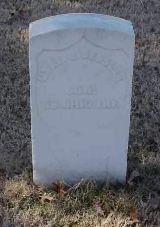SESSLER (VETERAN UNION), USAL B - Pulaski County, Arkansas   USAL B SESSLER (VETERAN UNION) - Arkansas Gravestone Photos