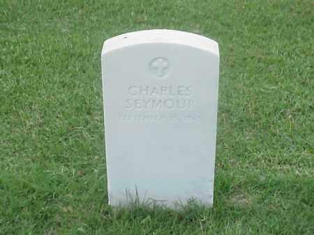 SEYMOUR, CHARLES - Pulaski County, Arkansas   CHARLES SEYMOUR - Arkansas Gravestone Photos
