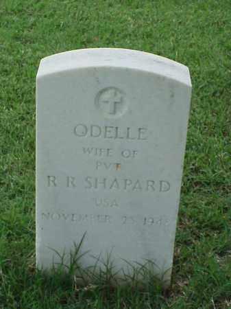 SHAPARD, ODELLE - Pulaski County, Arkansas | ODELLE SHAPARD - Arkansas Gravestone Photos