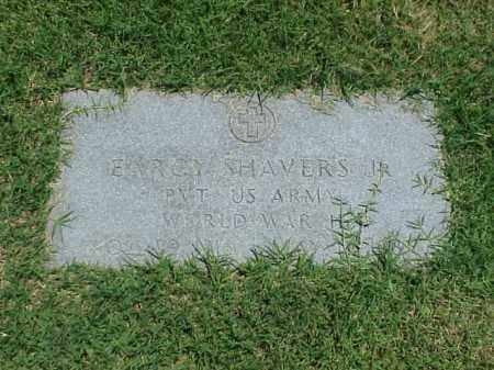 SHAVERS, JR (VETERAN WWII), EARCY - Pulaski County, Arkansas | EARCY SHAVERS, JR (VETERAN WWII) - Arkansas Gravestone Photos