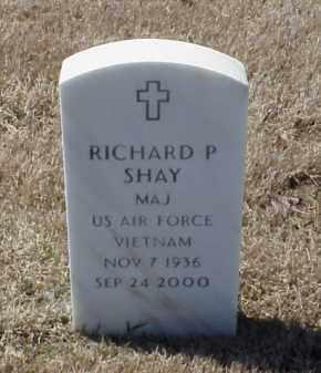 SHAY (VETERAN VIET), RICHARD P - Pulaski County, Arkansas   RICHARD P SHAY (VETERAN VIET) - Arkansas Gravestone Photos
