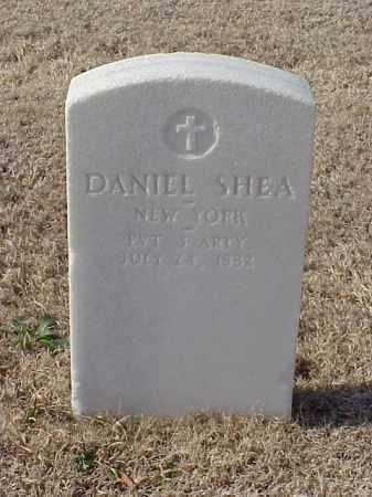 SHEA (VETERAN UNION), DANIEL - Pulaski County, Arkansas | DANIEL SHEA (VETERAN UNION) - Arkansas Gravestone Photos