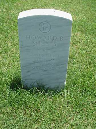 SHEETS (VETERAN VIET), HOWARD R - Pulaski County, Arkansas | HOWARD R SHEETS (VETERAN VIET) - Arkansas Gravestone Photos