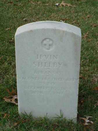 SHELBY (VETERAN WWI), IRVIN - Pulaski County, Arkansas | IRVIN SHELBY (VETERAN WWI) - Arkansas Gravestone Photos
