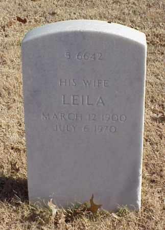 SHELLS, LEILA - Pulaski County, Arkansas   LEILA SHELLS - Arkansas Gravestone Photos