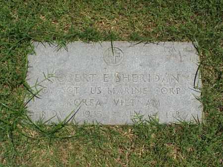 SHERIDAN (VETERAN 2 WARS), ROBERT E - Pulaski County, Arkansas   ROBERT E SHERIDAN (VETERAN 2 WARS) - Arkansas Gravestone Photos